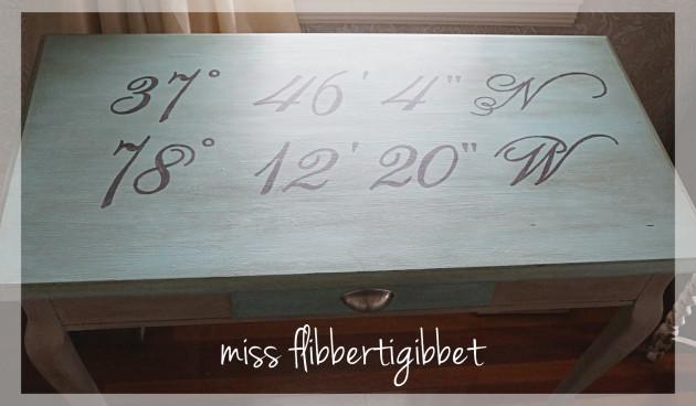 longitude table 6