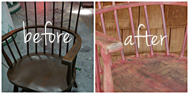 windsor chair collage
