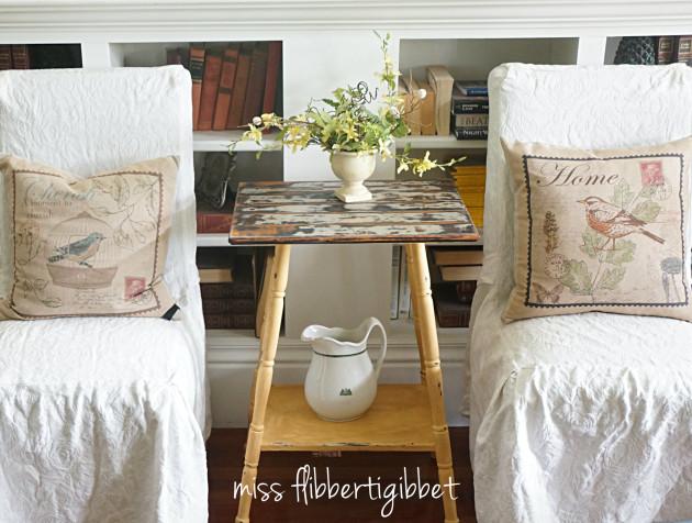 buckskin table 8