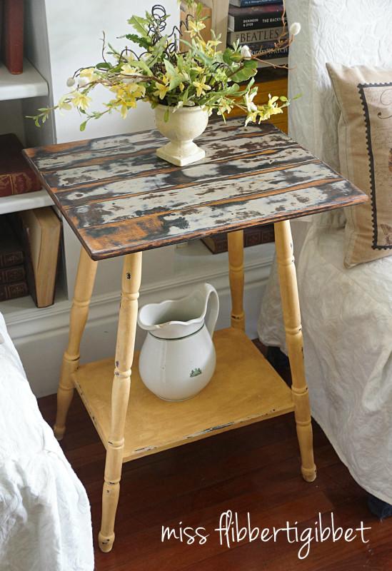 buckskin table 9