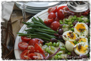 Haven Break- French Salade Nicoise