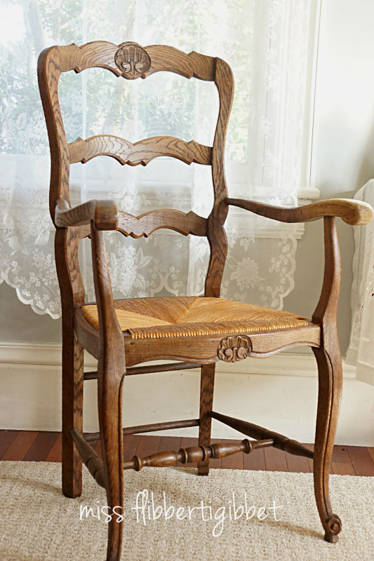 french-country-chair