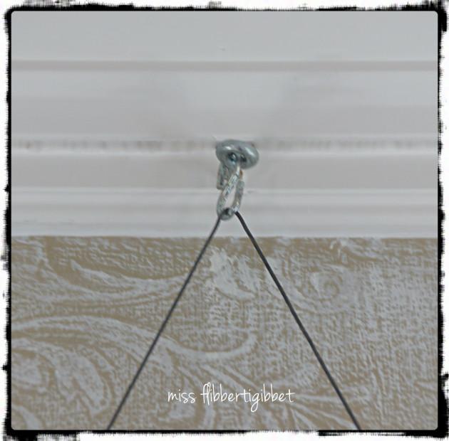 How To Hang A Heavy Mirror Miss Flibbertigibbet
